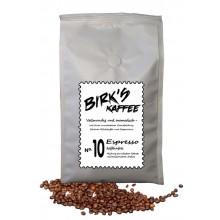 No. 10 - Espresso Bahia - koffeinfrei - ganze Bohnen VPE 1 kg