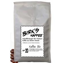 No. 20 - Aschaffenburger - Bio-Partnerkaffee - gemahlen VPE 0,25 kg