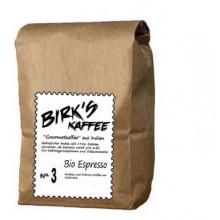 No. 3 - Gourmetkaffee - Bio Espresso, Indien - ganze Bohnen
