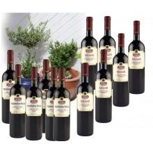 Weinpaket Rosso SD_R750.0102, 12 Flaschen