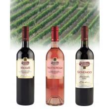 edles Weingeschenk SD_R750.184, 3 Flaschen