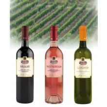 Weinpräsent SD_R750.280, 3 Flaschen