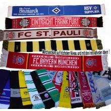 Fan- & Jacquardschals - 17x140